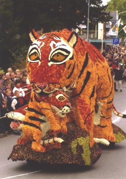 2003 'Een bedreigde diersoort'